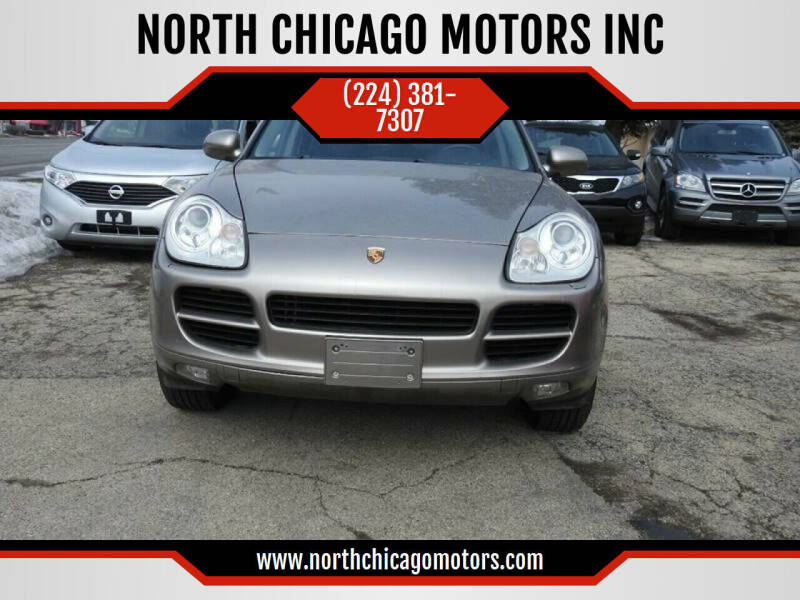 2005 Porsche Cayenne for sale at NORTH CHICAGO MOTORS INC in North Chicago IL