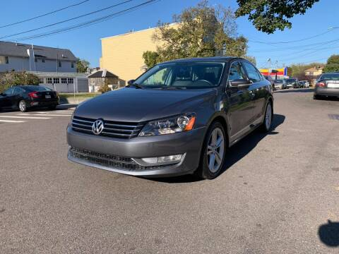2015 Volkswagen Passat for sale at Kapos Auto, Inc. in Ridgewood, Queens NY