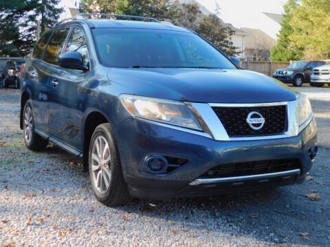 2013 Nissan Pathfinder for sale at Prize Auto in Alexandria VA