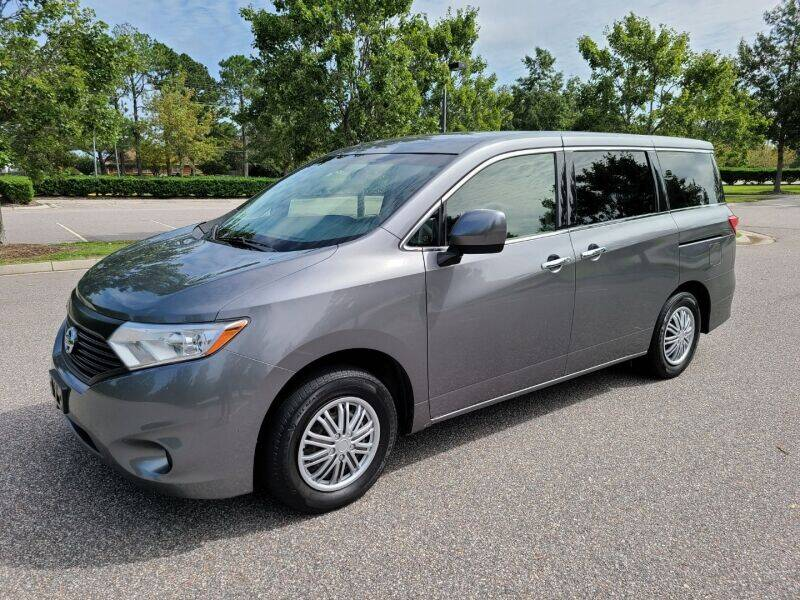 2016 Nissan Quest for sale at Auto Expo in Norfolk VA