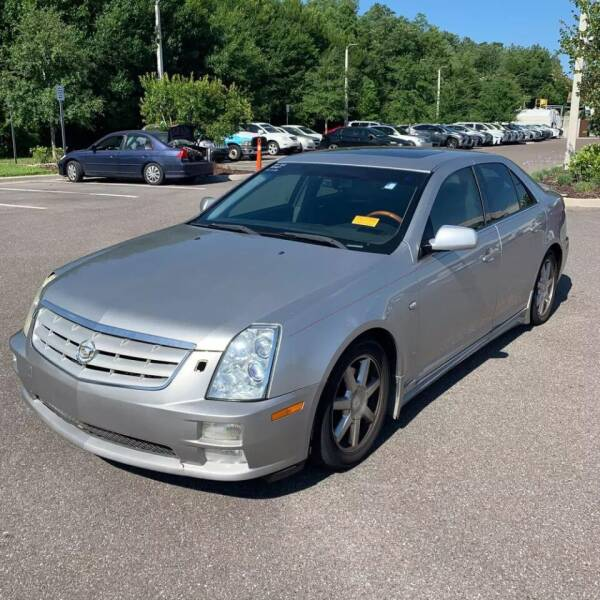 2006 Cadillac STS for sale at CARZ4YOU.com in Robertsdale AL
