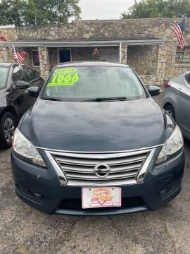 2013 Nissan Sentra for sale at DestanY AUTOMOTIVE in Hamilton OH