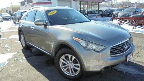 2011 Infiniti FX35 for sale at Absolute Motors in Hammond IN