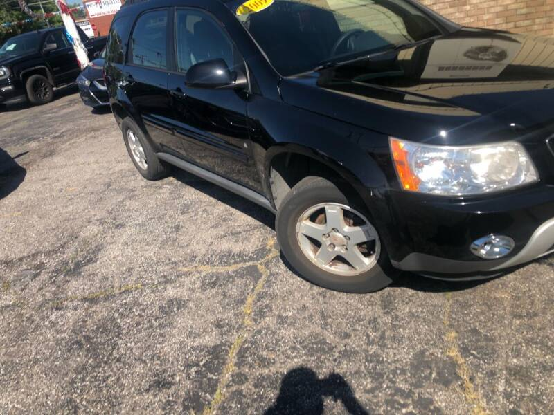 2009 Pontiac Torrent for sale at Some Auto Sales in Hammond IN