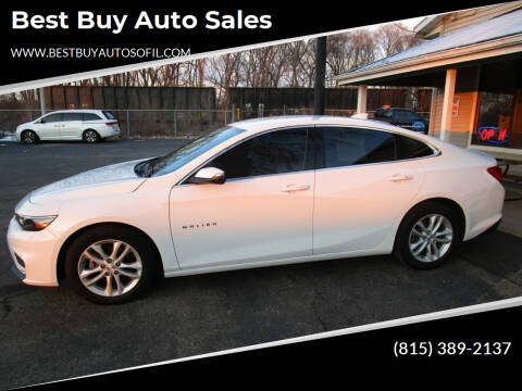 2016 Chevrolet Malibu for sale at Best Buy Auto Sales of Northern IL in South Beloit IL
