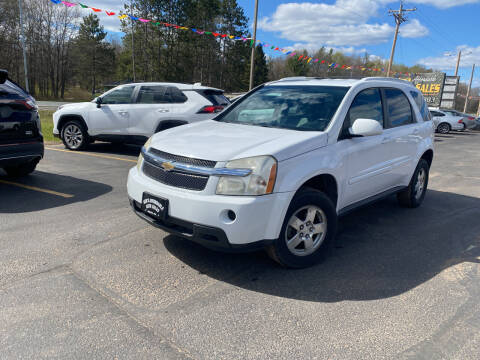 2009 Chevrolet Equinox for sale at Affordable Auto Sales in Webster WI