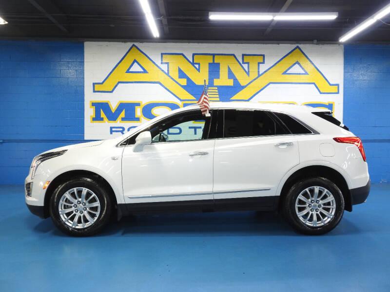 2017 Cadillac XT5 for sale at ANNA MOTORS, INC. in Detroit MI