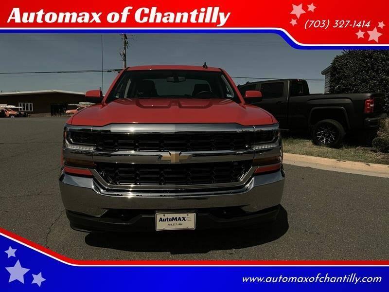 2019 Chevrolet Silverado 1500 LD for sale at Automax of Chantilly in Chantilly VA