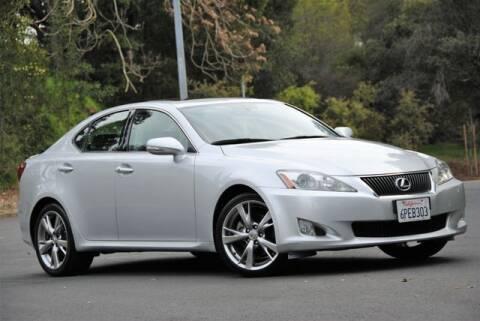 2010 Lexus IS 250 for sale at VSTAR in Walnut Creek CA
