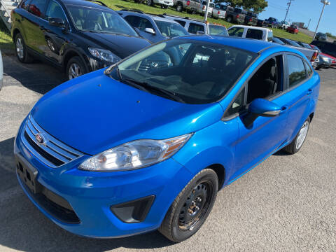 2013 Ford Fiesta for sale at Ball Pre-owned Auto in Terra Alta WV