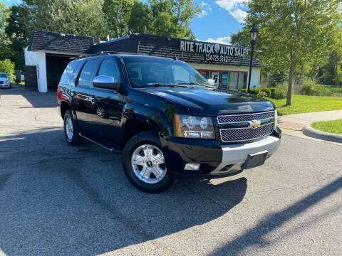2008 Chevrolet Tahoe for sale at Rite Track Auto Sales in Canton MI