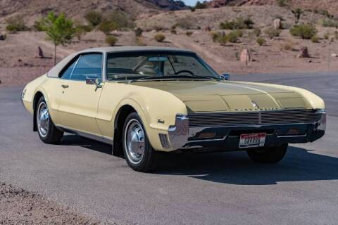 1967 Oldsmobile Toronado for sale at Classic Car Deals in Cadillac MI
