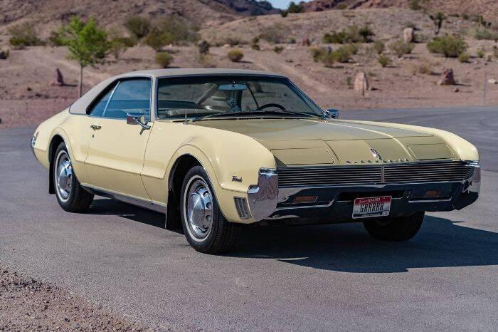 1967 Oldsmobile Toronado for sale in Cadillac, MI