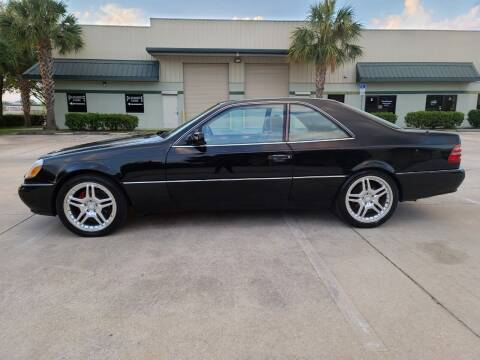 1999 Mercedes-Benz CL-Class for sale at Monaco Motor Group in Orlando FL