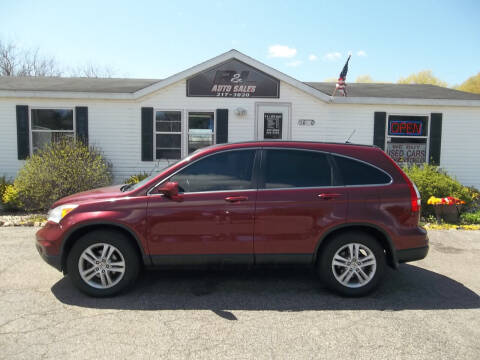 2011 Honda CR-V for sale at R & L AUTO SALES in Mattawan MI