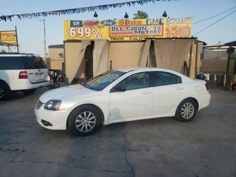 2011 Mitsubishi Galant for sale at DEL CORONADO MOTORS in Phoenix AZ