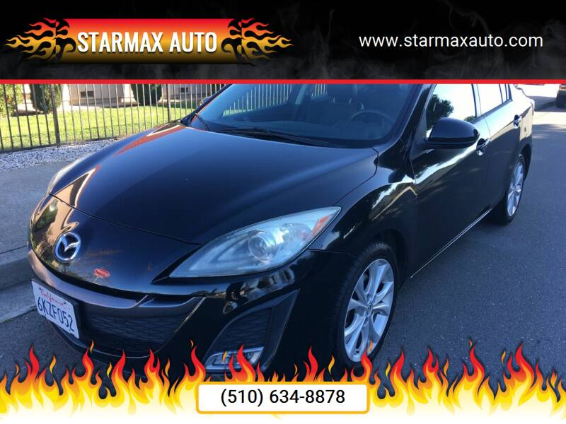 2010 Mazda MAZDA3 for sale at StarMax Auto in Fremont CA
