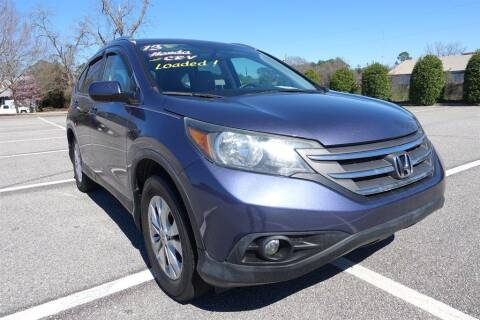 2013 Honda CR-V for sale at Womack Auto Sales in Statesboro GA