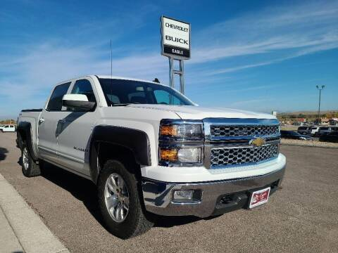 2015 Chevrolet Silverado 1500 for sale at Tommy's Car Lot in Chadron NE