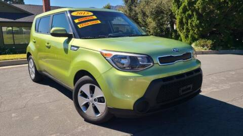 2015 Kia Soul for sale at CAR CITY SALES in La Crescenta CA