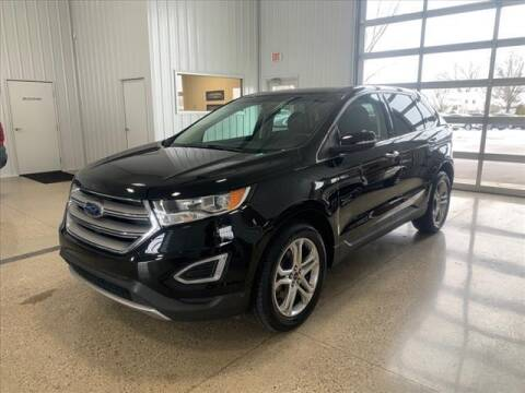 2017 Ford Edge for sale at PRINCE MOTORS in Hudsonville MI