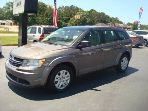 2013 Dodge Journey for sale at Mike Lipscomb Auto Sales in Anniston AL