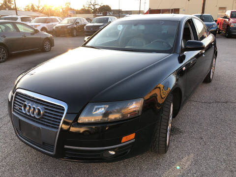 2006 Audi A6 for sale at Auto Access in Irving TX