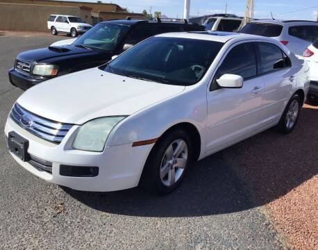 2009 Ford Fusion for sale at SPEND-LESS AUTO in Kingman AZ