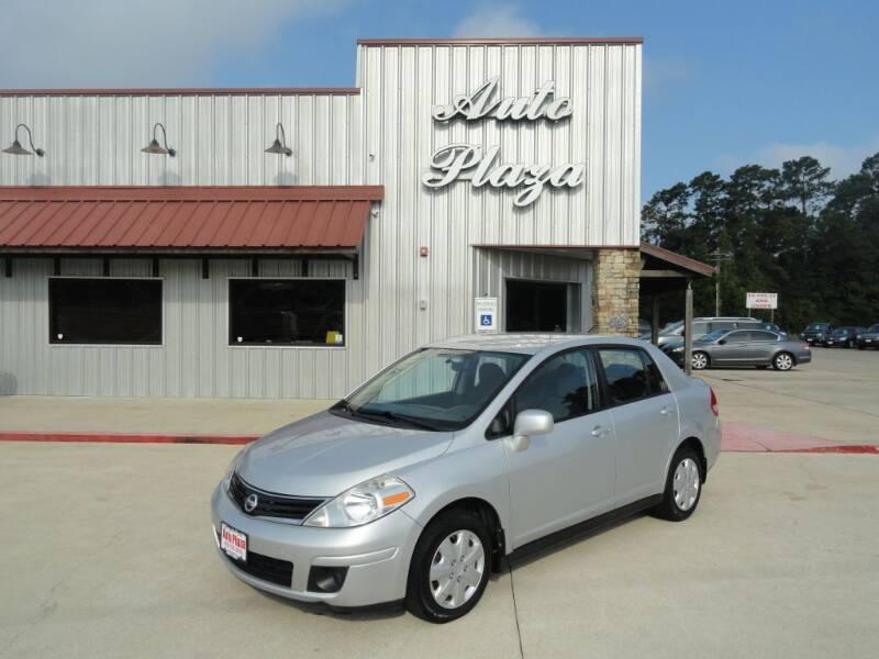 2011 Nissan Versa for sale at Grantz Auto Plaza LLC in Lumberton TX
