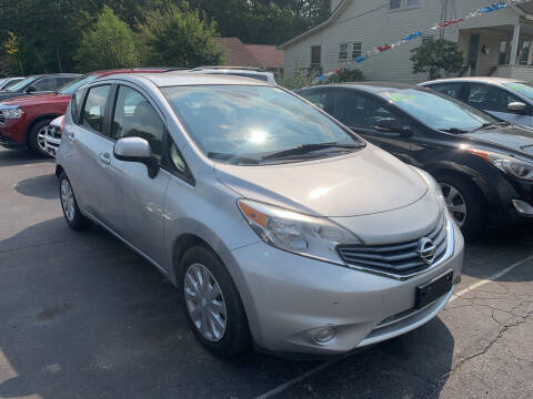 2014 Nissan Versa Note for sale at Irving Auto Sales in Whitman MA