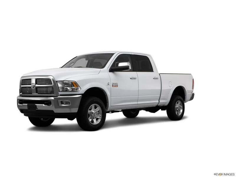 2012 RAM Ram Pickup 2500 for sale at West Motor Company in Hyde Park UT