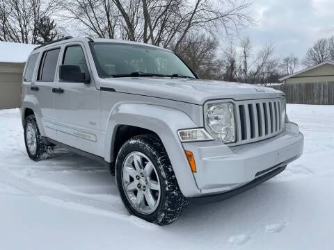 2012 Jeep Liberty for sale at Akron Motorcars Inc. in Akron OH