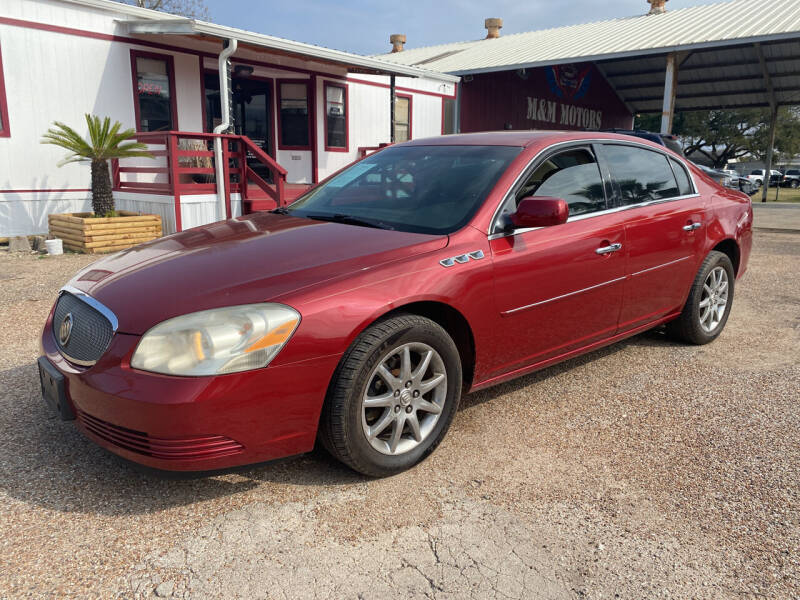 2007 Buick Lucerne for sale at M & M Motors in Angleton TX
