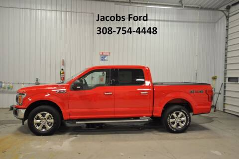 2019 Ford F-150 for sale at Jacobs Ford in Saint Paul NE