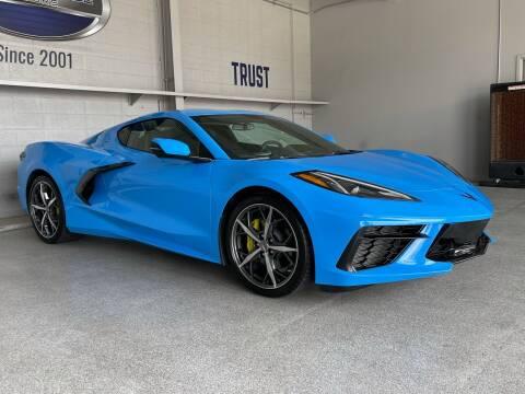 2021 Chevrolet Corvette for sale at TANQUE VERDE MOTORS in Tucson AZ