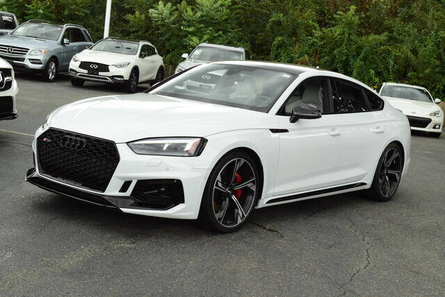 2019 Audi RS 5 Sportback for sale at Automall Collection in Peabody MA