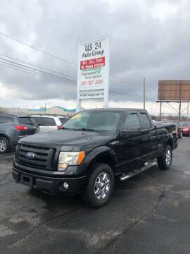 2010 Ford F-150 for sale at US 24 Auto Group in Redford MI