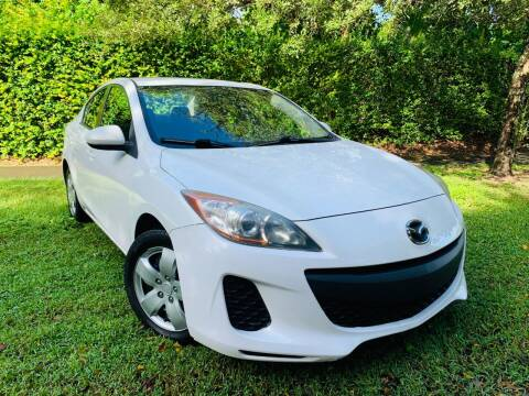 2012 Mazda MAZDA3 for sale at LA Motors Miami in Miami FL