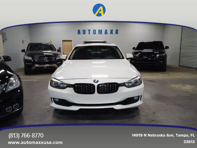 2012 BMW 3 Series for sale at Automaxx in Tampa FL