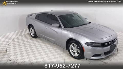 2015 Dodge Charger for sale at Excellence Auto Direct in Euless TX