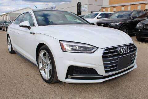 2018 Audi A5 Sportback for sale at SHAFER AUTO GROUP in Columbus OH