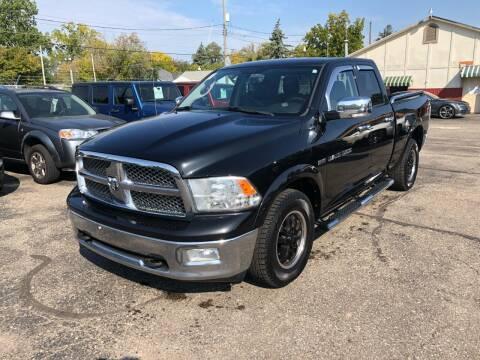 2011 RAM Ram Pickup 1500 for sale at Dean's Auto Sales in Flint MI