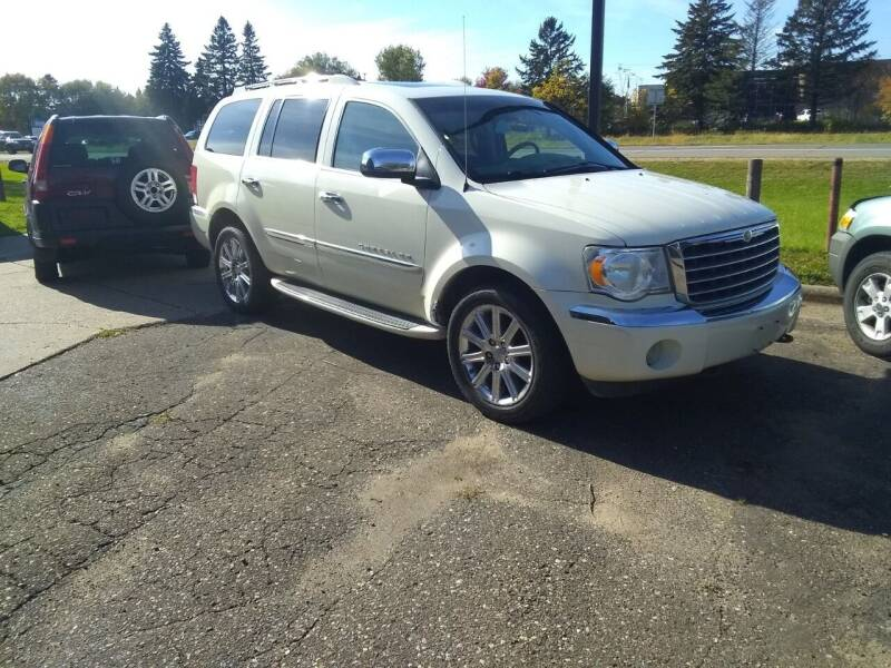 2008 Chrysler Aspen for sale at Continental Auto Sales in White Bear Lake MN