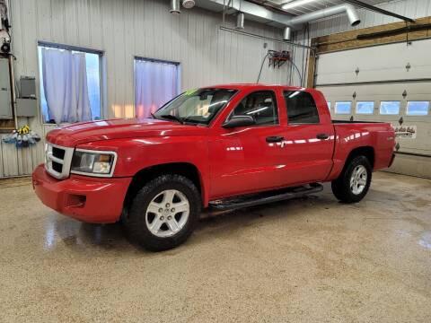 2011 RAM Dakota for sale at Sand's Auto Sales in Cambridge MN