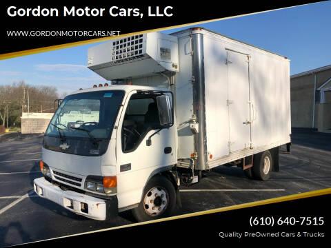 2000 Chevrolet W4500 for sale at Gordon Motor Cars, LLC in Frazer PA