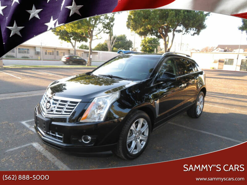 """2015 Cadillac SRX for sale at SAMMY""""S CARS in Bellflower CA"""