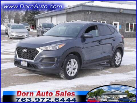 2019 Hyundai Tucson for sale at Jim Dorn Auto Sales in Delano MN