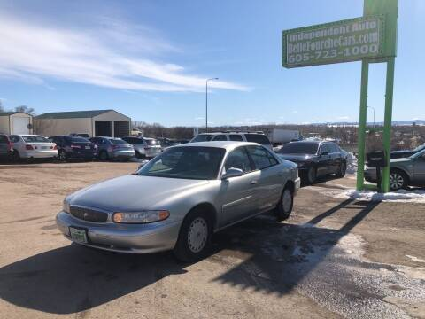 2000 Buick Century for sale at Independent Auto in Belle Fourche SD