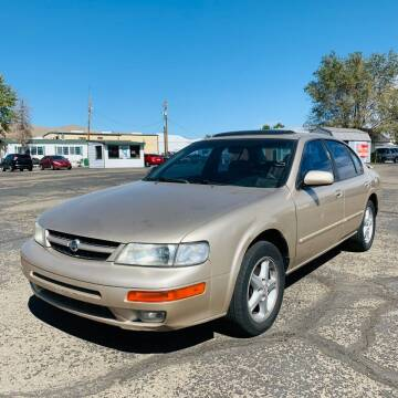 1997 Nissan Maxima for sale at Capital Auto Sales in Carson City NV