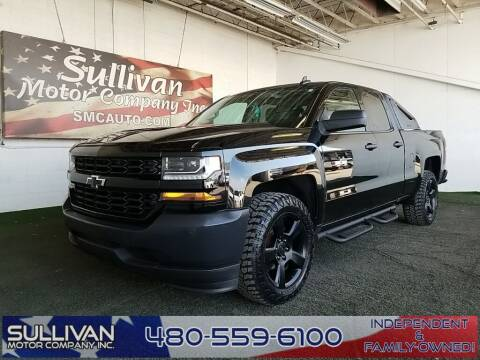 2016 Chevrolet Silverado 1500 for sale at TrucksForWork.net in Mesa AZ